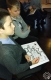 """На музейно-педагогическом занятии. Стационарная выставка """"Прогулка по Нижне-Покровской. Полоцк. 2018 г."""